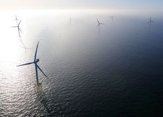 The 60MW Alpha Ventus offshore wind farm in the German North Sea, operated by the DOTI consortium made up of EWE, Eon and Vattenfall, comprises 6 REpower 5MW turbines & 6 AREVA Multibrid M5000 5MW turbines.  The project achieved a capacity factor of 48.1% & an average annual yield of 253.14GWh from 2011 through 2013, exceeding forecasts by ~10%, by achieving 12,675 full load hours.  In mid-February 2014, the project passed the milestone of 1TWh of generation since first power in August 2009.