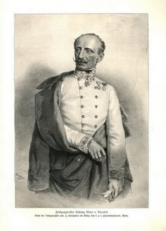Ludwig von Benedek 1866