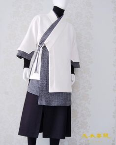 Japan Fashion, Fashion 2017, Mens Fashion, Fashion Outfits, Korean Traditional Dress, Traditional Dresses, Korean Dress, Korean Outfits, Hanfu