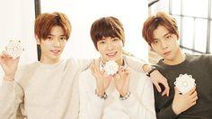 Taeyong, Jaehyun & Johnny