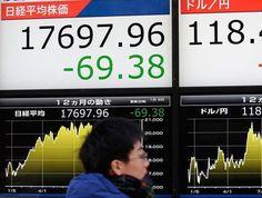 円高と株安、どっちが先?