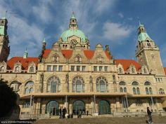 Tijd om weer eens een tripje naar Hannover te maken | Standort Hamburg