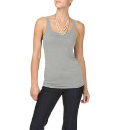 This everyday tank has a beyond comfy touch