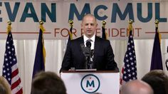 Evan McMullin's Campaign Kickoff Speech (Salt Lake City, Utah)
