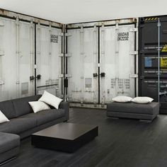 CONTAINER ETEREA 13 Art. Container 13CT Design by Riccardo Zulato  www.londonart.it #design #wallpaper #art