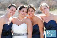 Wedding Photography, Colorado Wedding, Randall Olsson Photography, Bride and Bridesmaids, Wedding party