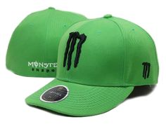 Monster Energy Casquettes M0012