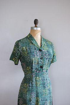vintage dress from Dear Golden. #dress #vintage #Dear #Golden #Vintage