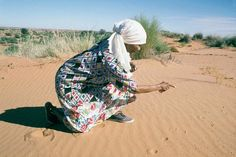 Woman who educates young San about the desert South Africa, San, Colour, Women, Color, Colors, Woman