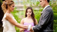 Idées de rituels de mariage pour une cérémonie civile