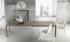 Dining Table Extendable City - Reflections