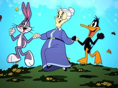 Looney Tunes Bugs Bunny, Looney Tunes, Warner Bros, Disney, Cartoons, Friends, Amigos, Cartoon, Animated Cartoons