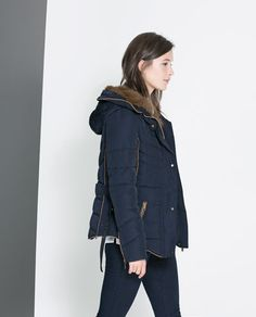 I feel like me and this Zara coat would get along just fine.
