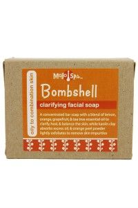 I love this soap. I alternate the Bombshell and Ambrosia line depending on the time of year.