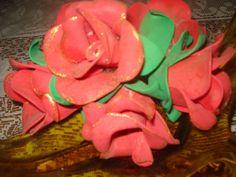 Flores para adornos y centros de mesa.