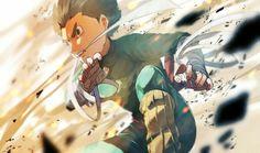 Rock Lee fandom Naruto