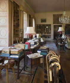 Lady Londonderry's Sitting Room, Mount Stewart. ©National Trust Images/John Hammond