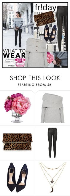 """Shop til you drop"" by anchystar90 ❤ liked on Polyvore featuring moda, Diane James, Joseph, Clare V., JDY, Christian Dior, Charlotte Russe, Versace, polyvoreeditorial y polyvorecontest"