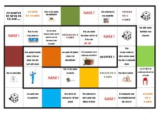 Teaching French, French Worksheets, Board Game Design, French Education, Relaxing Yoga, Wonderful Picture, Learn French, Teaching Resources, Teaching