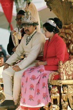 Late King Birendra And Queen Aishwarya #Nepal