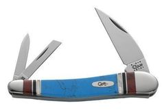 CASE-XX-EXOTIC-TURQUOISE BLOOD JET-SEAHORSE-WHITTLER-LIMITED-RUN-EX355WH SS-6671