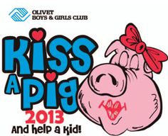 #Penske Truck Leasing Executive Paul Rosa plans to Kiss a Pig to benefit the Olivet #BoysandGirlsClub. Please Donate Today! | #Charity #kids #Boys #Girls #DonationsNeeded #Boys #ReadingPA #Reading #BerksCounty #DonationsWanted #Donations #KissaPig #Reading