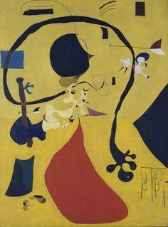 Interior Holandês - Miró