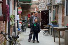 """Living at the end of an alley ... on my new #photoblog """"Dragons, DimSum & Bicycles"""" at www.mariosgarrella.com"""