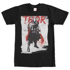 Thor In Grunge T Shirts, Hoodies, Sweatshirts. CHECK PRICE ==► https://www.sunfrog.com/Geek-Tech/Thor-In-Grunge.html?41382