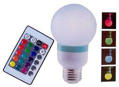 Sfeerlamp met afstandsbediening (Color changing)