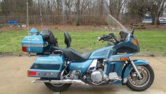 1995 Kawasaki Voyager