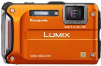 Panasonic Lumix MP Rugged/Waterproof Digital Camera with Wide Angle Optical Image Stabilized Zoom and LCD (Orange) Leica, Best Underwater Camera, New Digital Camera, Digital Cameras, Best Waterproof Camera, Panasonic Camera, Cameras Nikon, Optical Image, Old Models