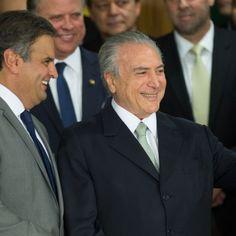 Oi querido: o reencontro Dilma e Temer no banco dos réus