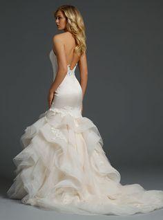 35a7eb1e1a8 Back View Wedding Dress Accessories