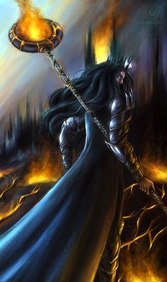 He Who Arises In Might by cssmuse.deviantart.com on @DeviantArt