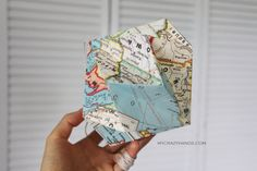 texture US map diamond globe . paper diamond . by myCrazyHands.com