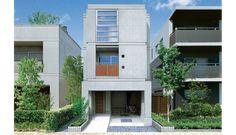 パルコン スイッチ | 外観デザイン | 戸建 | 地震に強い家 コンクリート住宅 パルコン | Palcon 大成建設ハウジング