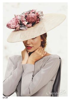 love of hats Mode Orange, Wearing A Hat, Wedding Hats, Love Hat, Glamour, Turbans, Derby Hats, Headgear, Headdress