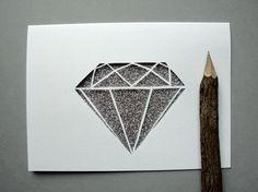 diamonds on diamonds