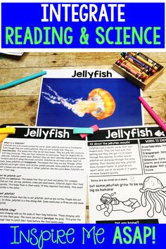 Are you looking for engaging informational reading passages that come with comprehension questions that will assess your students reading comprehension? This resource includes 6 different reading passages about 6 ocean animals. Each article comes with 2 p Reading Comprehension Activities, Comprehension Questions, Reading Passages, Student Reading, Teaching Reading, Teaching Science, Guided Reading Levels, Teaching Techniques, Reading Workshop