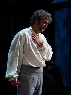 Tosca: Jonas Kaufmann as Cavaradossi