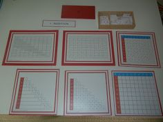 Make Montessori Addition Charts with Livable Learning free printable charts
