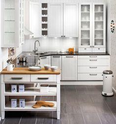 Modernia kodikkuutta | Puustelli keittiö