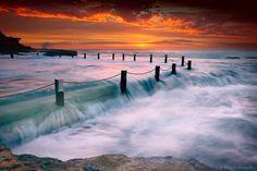 Sunrise @ Mahon Pool by Yury Prokopenko on 500px