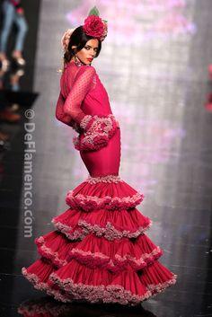 Fotografías Moda Flamenca - Simof 2014 - Javier Garcia 'Tangobertura' Simof 2014 - Foto 06