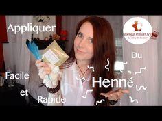 ►Comment Appliquer du Henné - Version Facile et Rapide ★