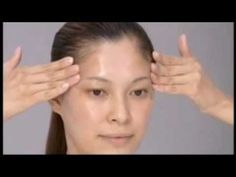 Japanese beauty expert, Yukuko Tanaka, presents her anti-aging, face contouring massage. This is an excellent routine to add to your skin care regimen, and w. Anti Aging Tips, Anti Aging Skin Care, Massage Facial Japonais, Organic Skin Care, Natural Skin Care, Facial Yoga, Face Exercises, Face Contouring, Younger Looking Skin