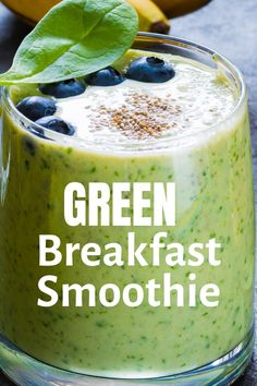 People are always talking about detoxing their bodies and making the latest green juice to help. But what the signs … 5 Signs You Need to Detox Your Liver Read Green Breakfast Smoothie, Green Smoothie Cleanse, Detox Smoothie Recipes, Healthy Green Smoothies, Juicer Recipes, Healthy Juices, Healthy Drinks, Detox Smoothies, Detox Juices