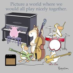 Sweet Love Quotes, Love Is Sweet, Gretsch Drums, All Kinds Of Everything, Sandra Boynton, Vintage Drums, Music Memes, Cool Cartoons, Music Love