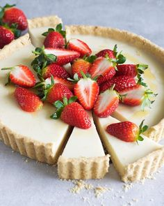 This Vegan Lemon Curd Tart has to one of my favourites and also one of my most popular recipes. Perfect for dessert at home or for a special occasion! Vegan Lemon Curd, Lemon Curd Tart, Lemon Bars, Vegan Dessert Recipes, Almond Recipes, Vegan Treats, Vegan Food, Donuts, Sweet Tooth